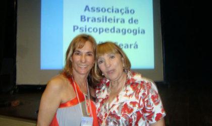 Congresso ABPp Fortaleza 2009 Evelise e Neide Noffs