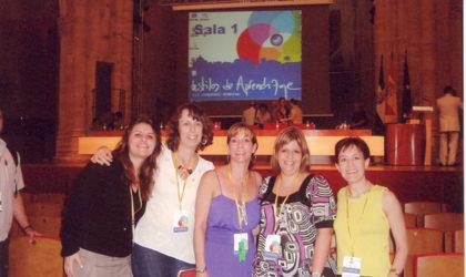 III Congresso de Estilos de Aprendizagem GÇô C+íceres 2008 Simone D, Lia, Evelise, Isabel, Jaqueline