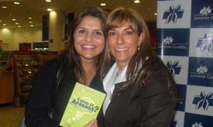 Lançamento do livro – Simone Dreher e Evelise