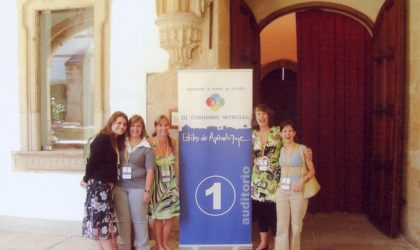 III Congreso Mundial de estilos de Aprendizaje – Cáceres (Espanha) – 2008